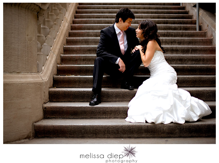 Chicago Wedding Photographer Michigan Avenue