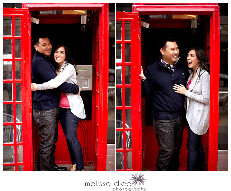 chicago fun engagement session