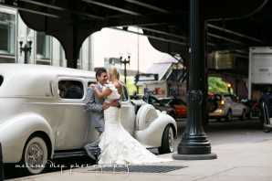 wedding at the chicago cultural center