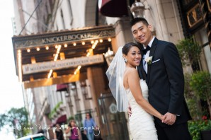 weddings at the knickerbocker hotel chicago