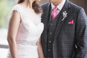 intercontinental chicago o'hare wedding pictures