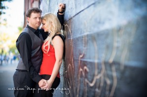 chicago wicker park engagement photographer