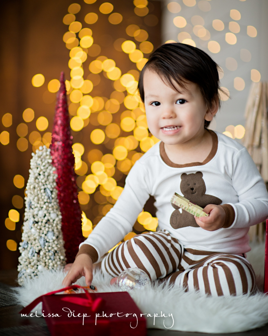 unique kid and baby holiday christmas card ideas