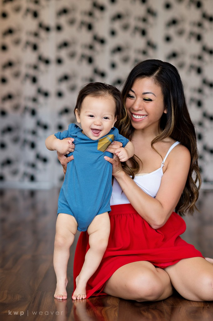 melissa diep mommy and me session