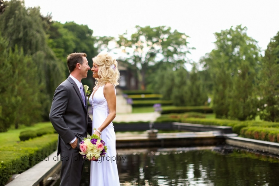 cantigny park wedding ceremony