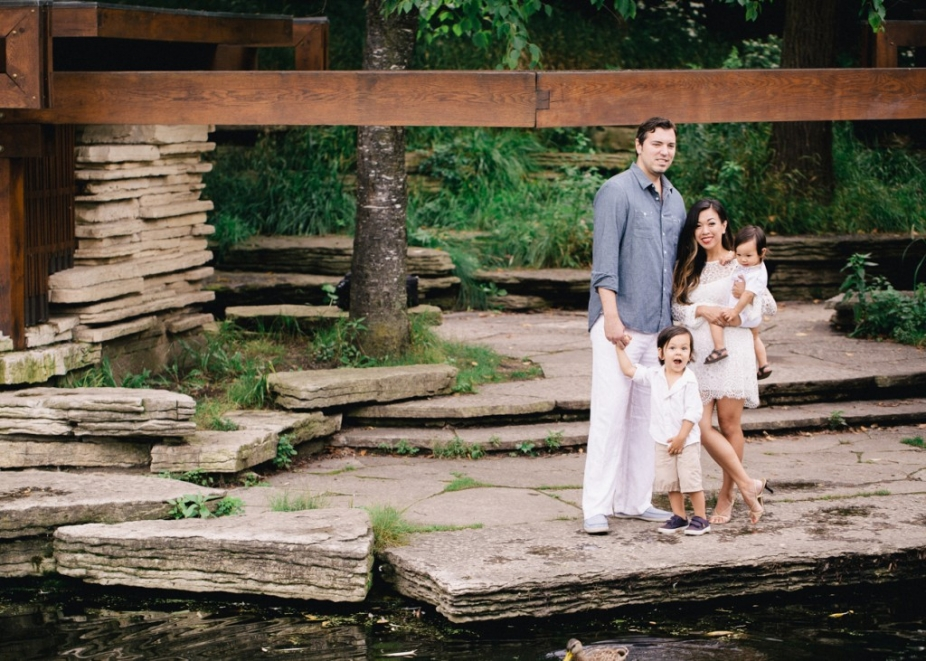 alfred lily pond family portraits