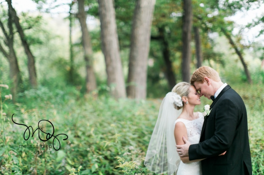 fall foliage weddings