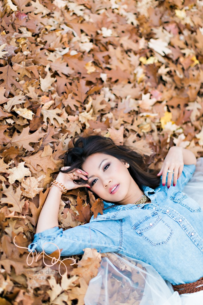 fall foliage portrait ideas