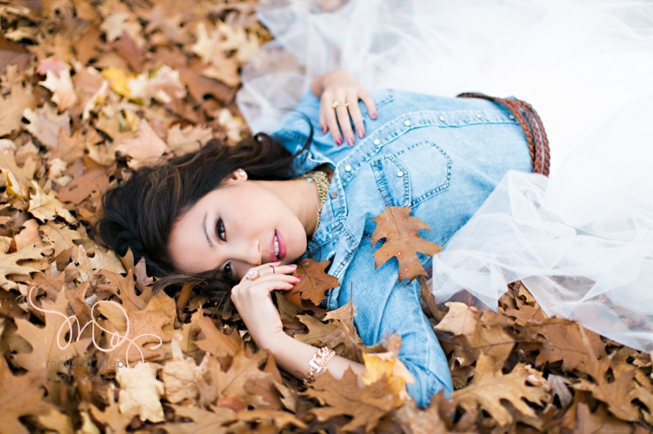fall portrait ideas