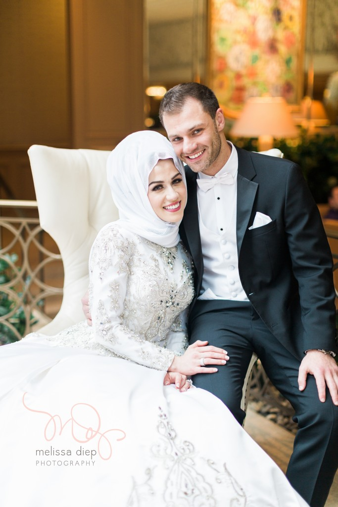Rama And Samer S Syrian Wedding At The Ritz Carlton Chicago