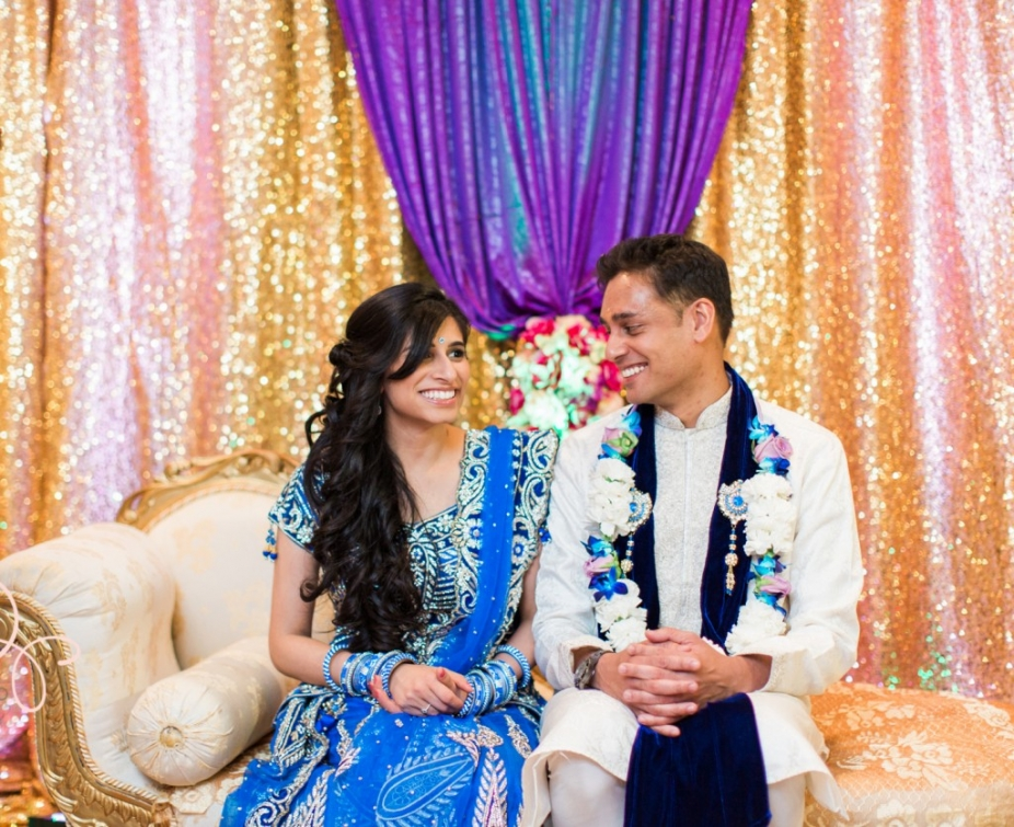 hindu and sikh engagement party-12
