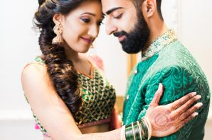 chicago sangeet indiant sikh wedding photographer